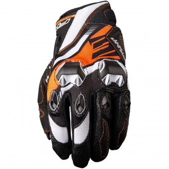 Gants Moto Five Stunt Evo Replica Icon Orange