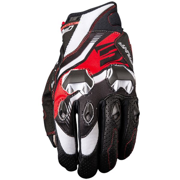 Gants Moto Five Stunt Evo Replica Icon Red