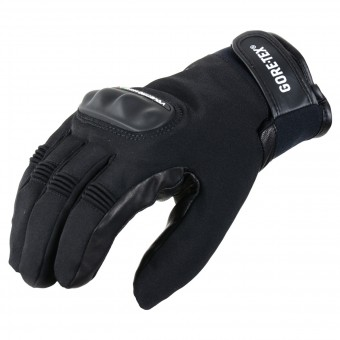 Gants Moto V'Quattro Swift Gore-Tex Black