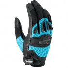 Gants Moto ICON Twenty-Niner Light Blue Woman
