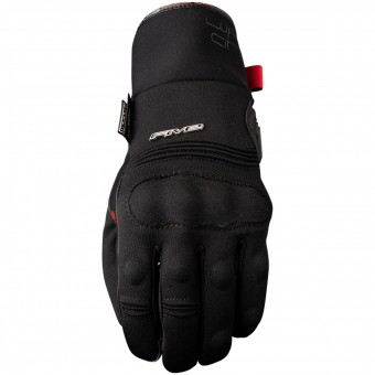 Gants Moto Five WFX City Short WP Black