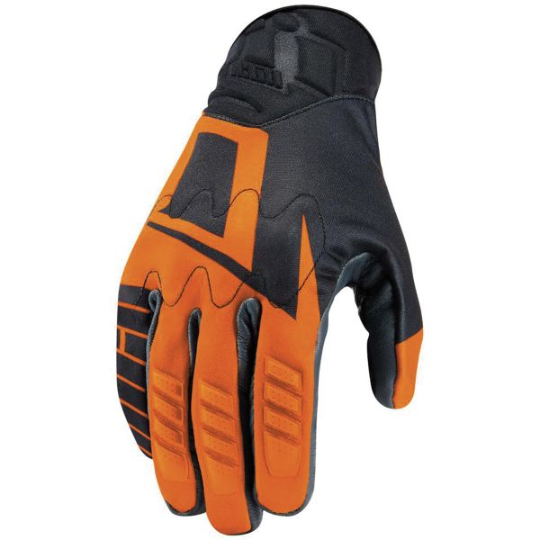 Gants Moto ICON Wireform Glove Orange