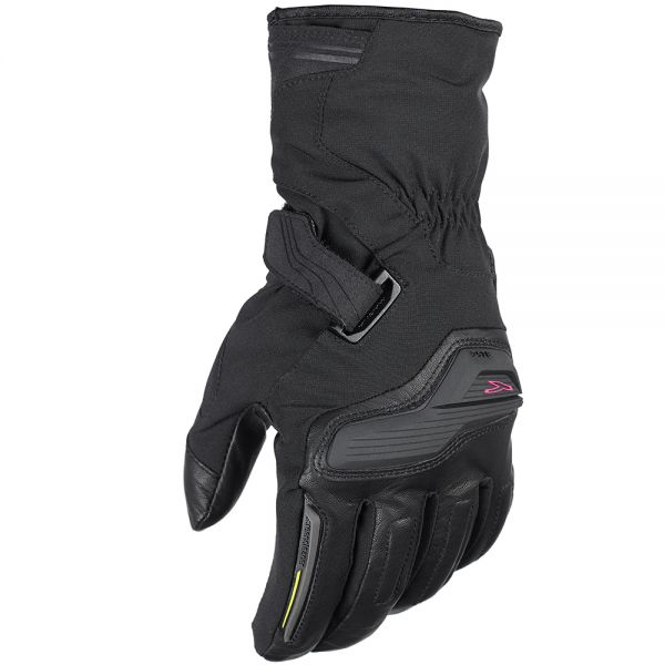 Gants Moto Macna Zircon Lady RTX Black
