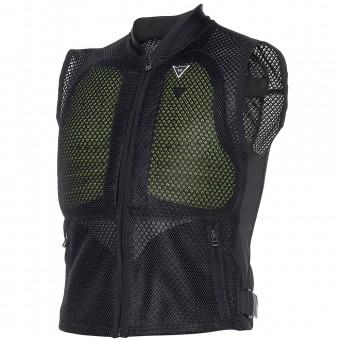 Gilet Moto Dainese Body Guard Black Yellow Fluo