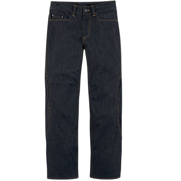 Pantalon Moto ICON Insulated Denim Pant