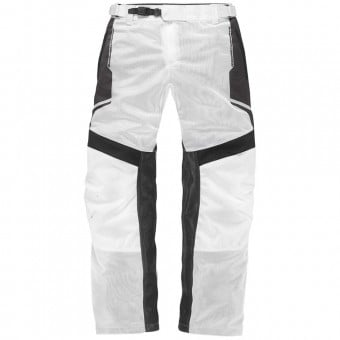 Pantalon Moto ICON Anthem 2 Mesh White