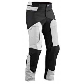 Pantalon Moto Ixon Cross Air Pant Grey Black