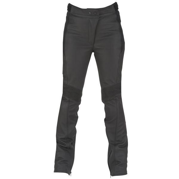 pantalon furygan electra lady black pant en stock. Black Bedroom Furniture Sets. Home Design Ideas