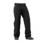 Pantalon Moto ICON Insulated Canvas Black