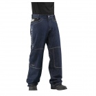 Pantalon Moto ICON Insulated Denim Blue