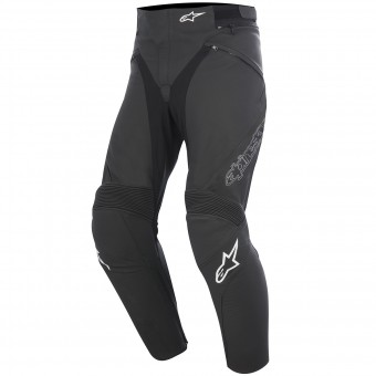 Pantalon Moto Alpinestars Jagg Leather Black