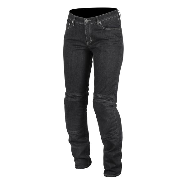 Jeans Moto Alpinestars Kerry Tech Denim Noir