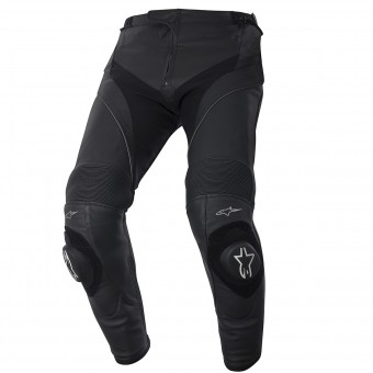 Pantalon Moto Alpinestars Missile Leather Pants Short