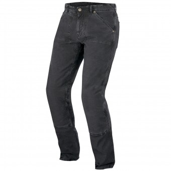 Jeans Moto Alpinestars Oscar Tom Canvas Black