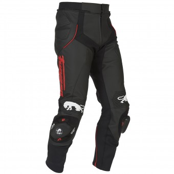 Pantalon Moto Furygan Raptor Black Red Pant