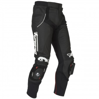 Pantalon Moto Furygan Raptor Black White Pant