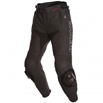 Pantalon Moto Bering Slide-R Black White