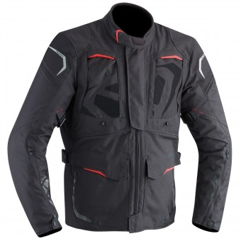Blouson Moto Ixon Cross Air Black
