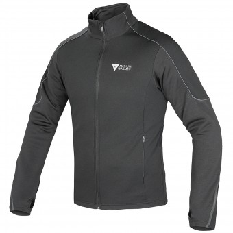 Blouson Moto Dainese D-Mantle Fleece Black Anthracite