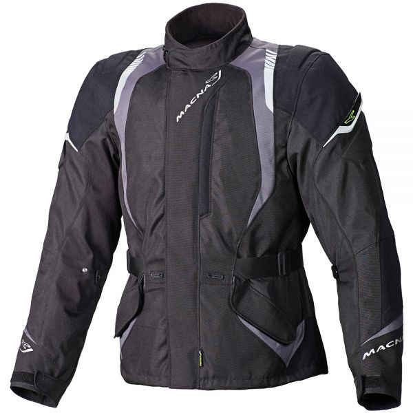 Blouson Moto Macna Escape Jacket Black