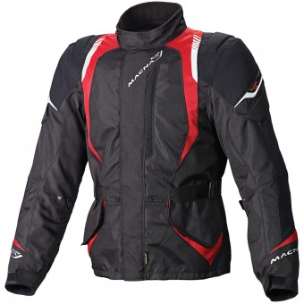 Veste Moto Macna Escape Jacket Red