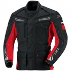 Veste Moto IXS Evans Black Red