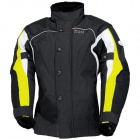 Veste Moto IXS Jamie II Black Yellow White Kid