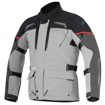 Blouson Moto Alpinestars Managua Gore-Tex Light Grey