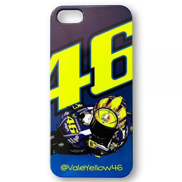 Cadeaux VR 46 Cover Multicolor VR46 iPhone 5 - 5S