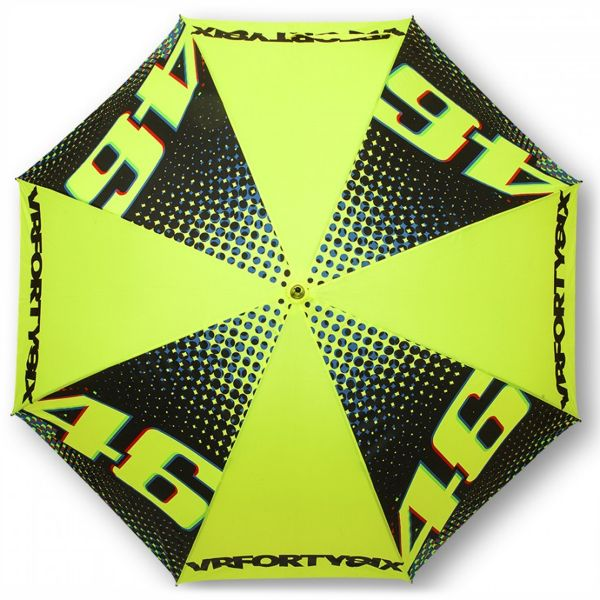 Cadeaux VR 46 Umbrella Big VR46 Yellow Black