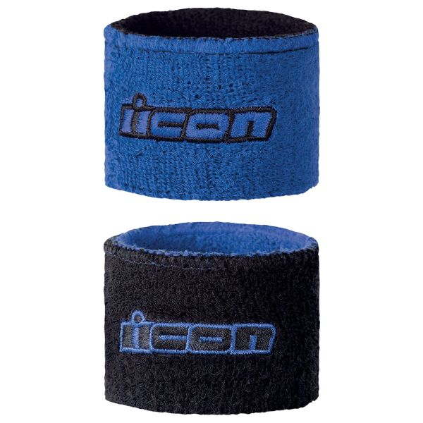Cadeaux ICON Wristbands Blue Reversible