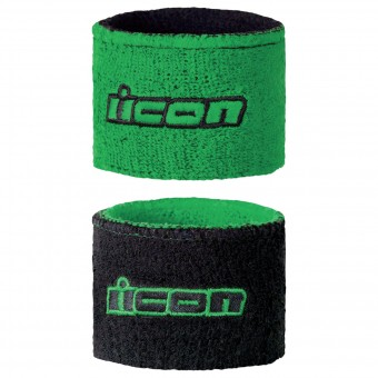 Cadeaux ICON Wristbands Green Reversible