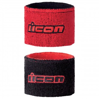 Cadeaux ICON Wristbands Red Reversible
