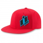 Casquettes Moto ICON Double Up Hat Red