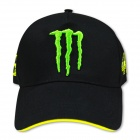 Casquettes Moto VR 46 Monster Cap Black 46