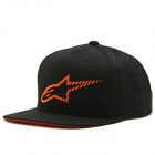 Casquettes Moto Alpinestars Reform Noir Orange