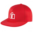 Casquettes Moto ICON Speed Proof Red