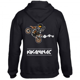 Pulls Moto Kikaninac Sweat K Black