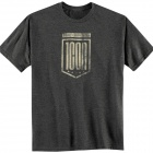 T-Shirts Moto ICON 1000 Crest Heather Grey