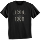 T-Shirts Moto ICON 1000 Leader Black