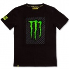 T-Shirts Moto VR 46 T-Shirt 01 Monster Black VR46