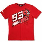T-Shirts Moto Marquez 93 T-Shirt Red MM93