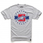 T-Shirts Moto Alpinestars Vigor Heather Gray