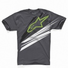 T-Shirts Moto Alpinestars Arrow Graphite