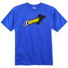 T-Shirts Moto ICON Balance Point 2 Blue