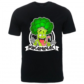 T-Shirts Moto Kikaninac Broco Black