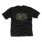 T-Shirts Moto 100% Camo Tape Black