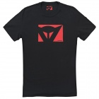T-Shirts Moto Dainese Color New Black