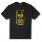 T-Shirts Moto ICON Cross Eyed Tee Black