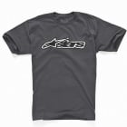 T-Shirts Moto Alpinestars Decal Graphite